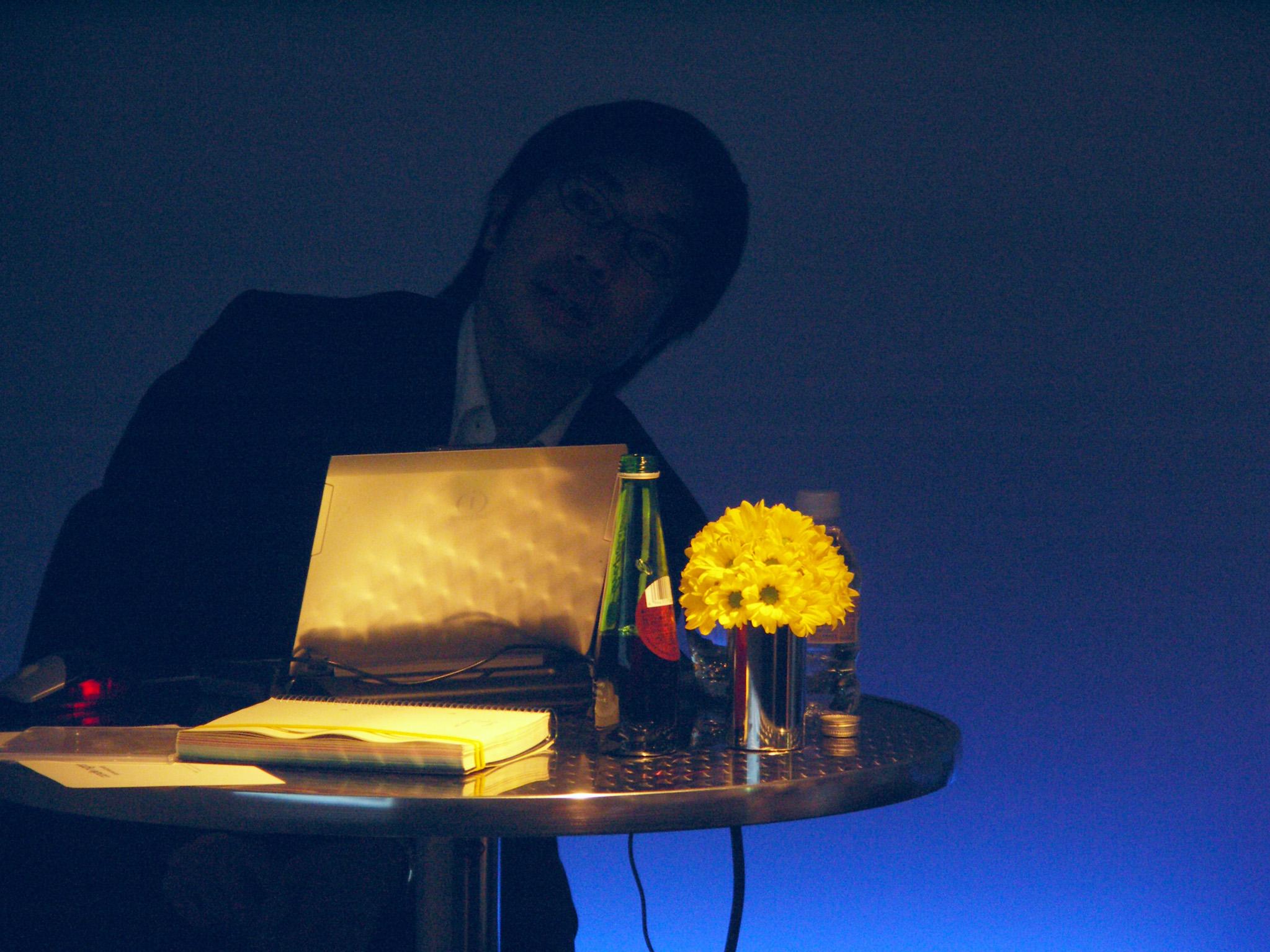 研究会・サロン2006:港区芝 ERCO TOTO