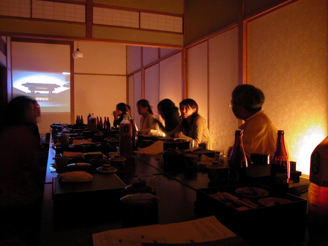 街歩き2006:月明かりの庭 - 横浜・三渓園 報告