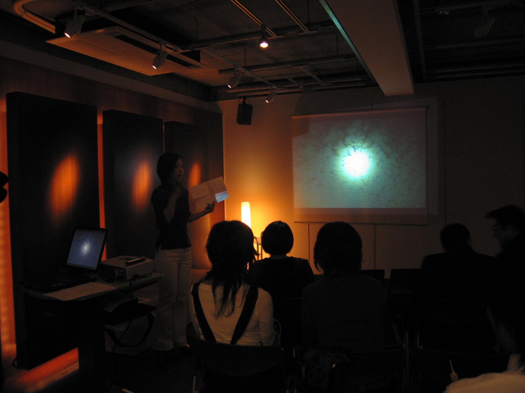 研究会・サロン2006:青山 D's Labo AOYAMA