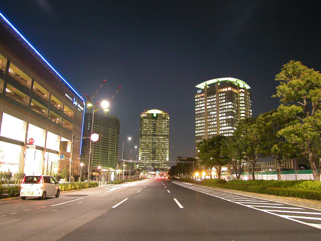 Toyosu City Walk