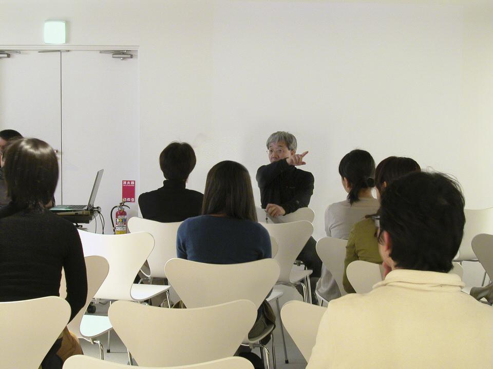 研究会・サロン2007:秋葉原 ヤマギワ リビナ スペーススタジオ