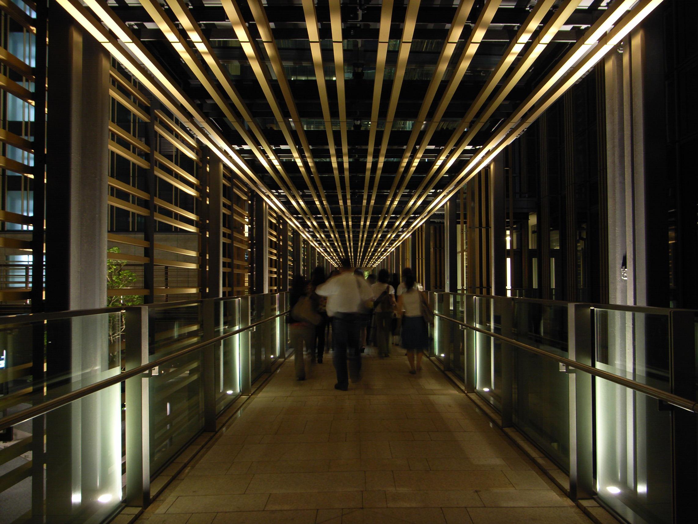 街歩き2007:大人な夜の新名所 東京ミッドタウン