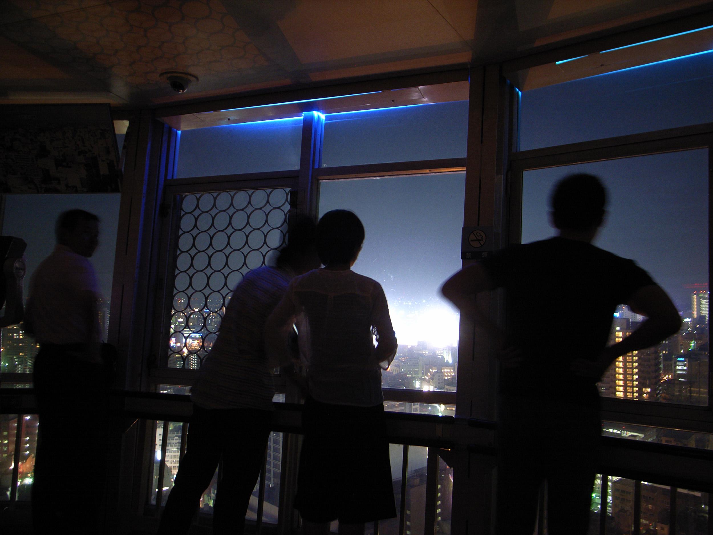 街歩き2007:港街ヨコハマの光