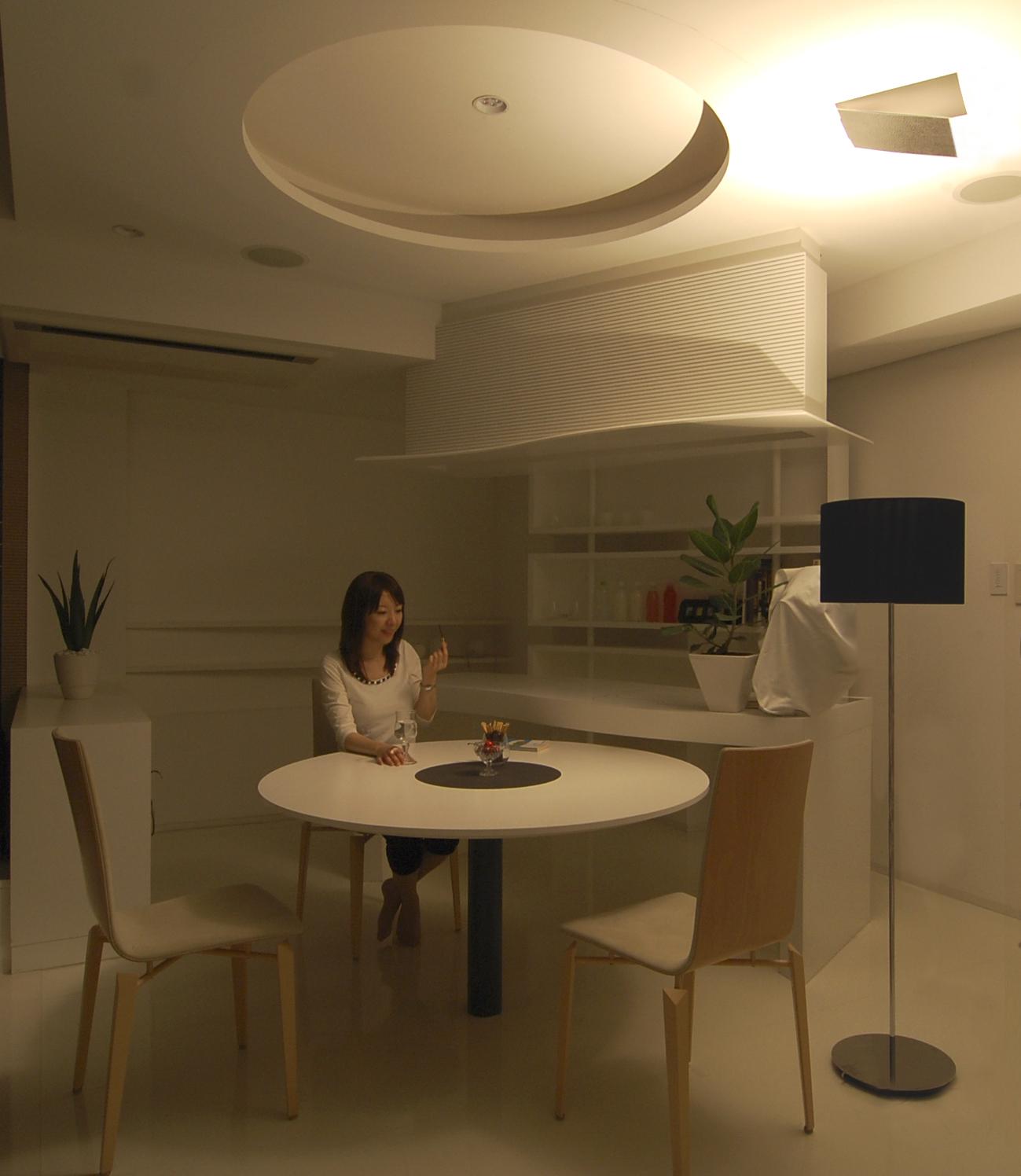 エコ・アイデアに満ちた楽しい住宅照明