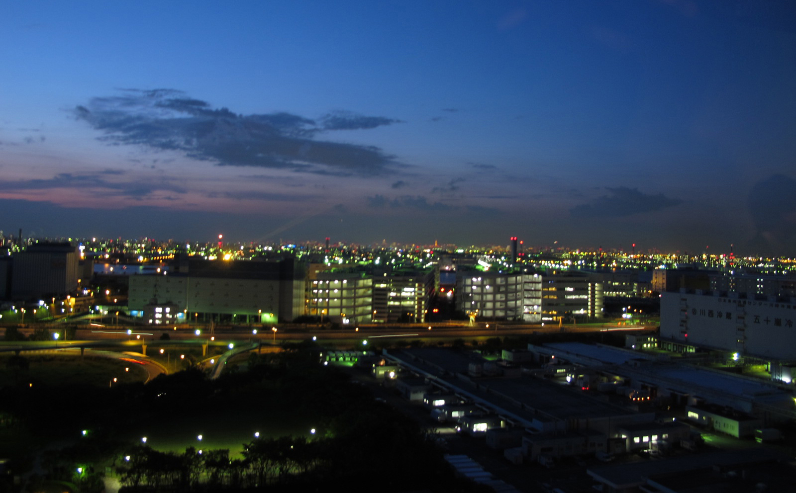 Kawasaki Factory Night Bus Tour: The Hidden Charm of the Factory Nightscape