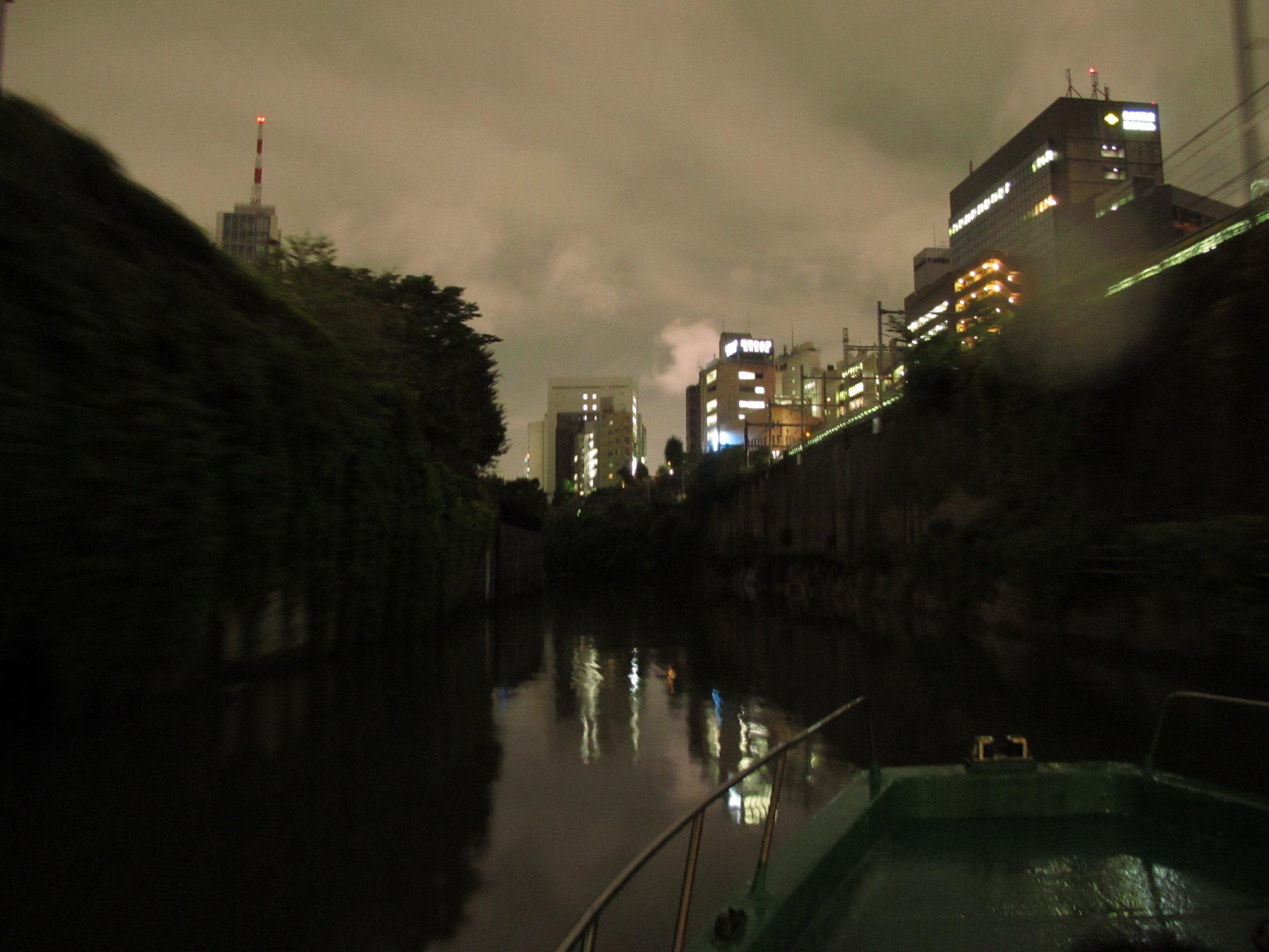 日本橋川・神田川・墨田川/東京川巡り
