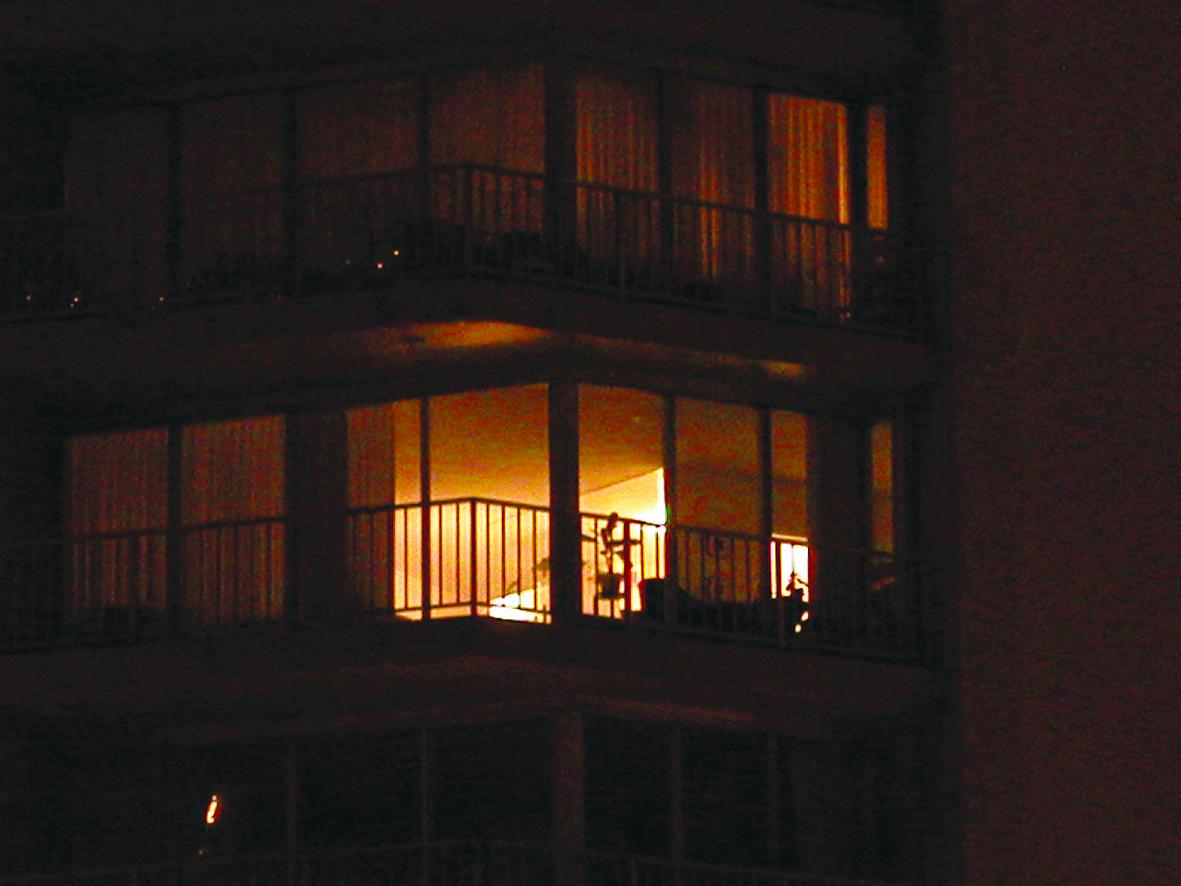 5.スタンドなどの間接照明が多かった