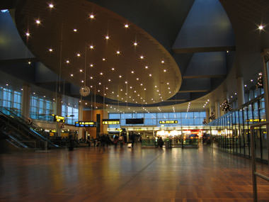 Copenhagen Airport By TNT