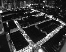 4.旧正月のチャイナタウンの照明