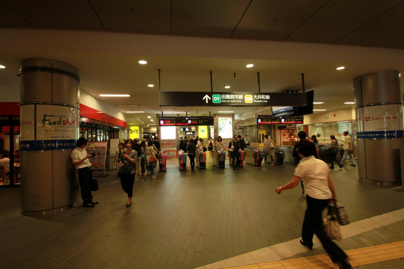 Futagotamagawa - Futagotamagawa Station(二子玉川 - 二子玉川駅