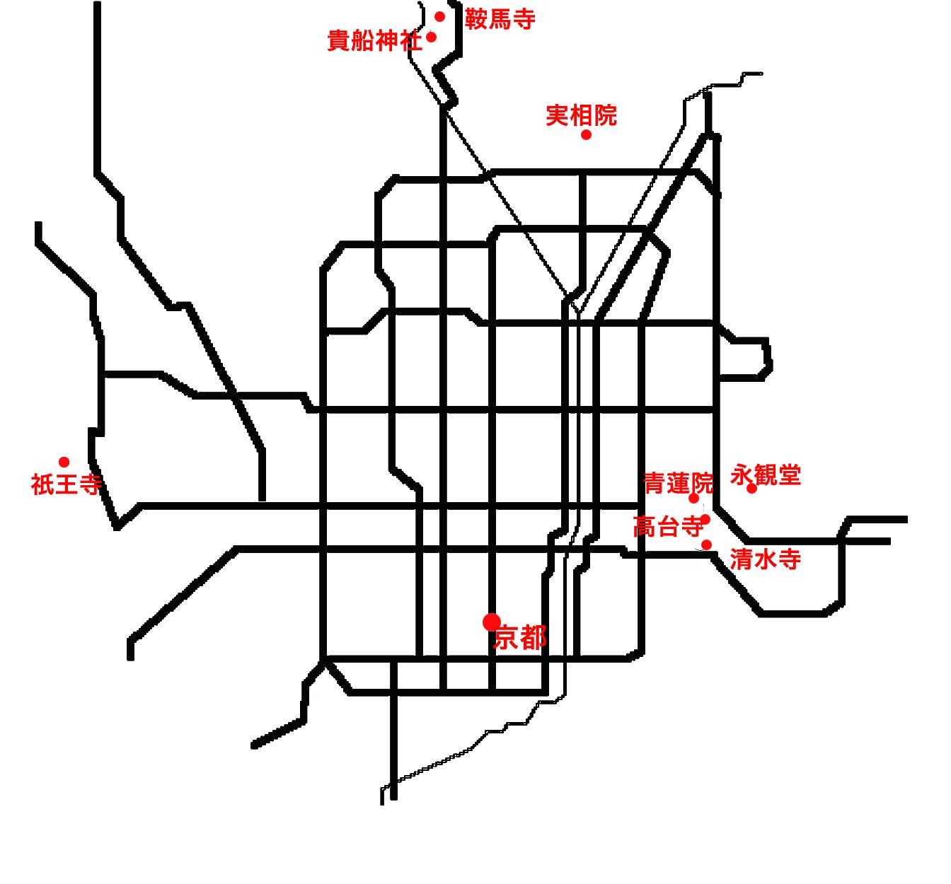 map black