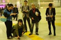 照明探偵団街歩き 「東京駅エキナカ」