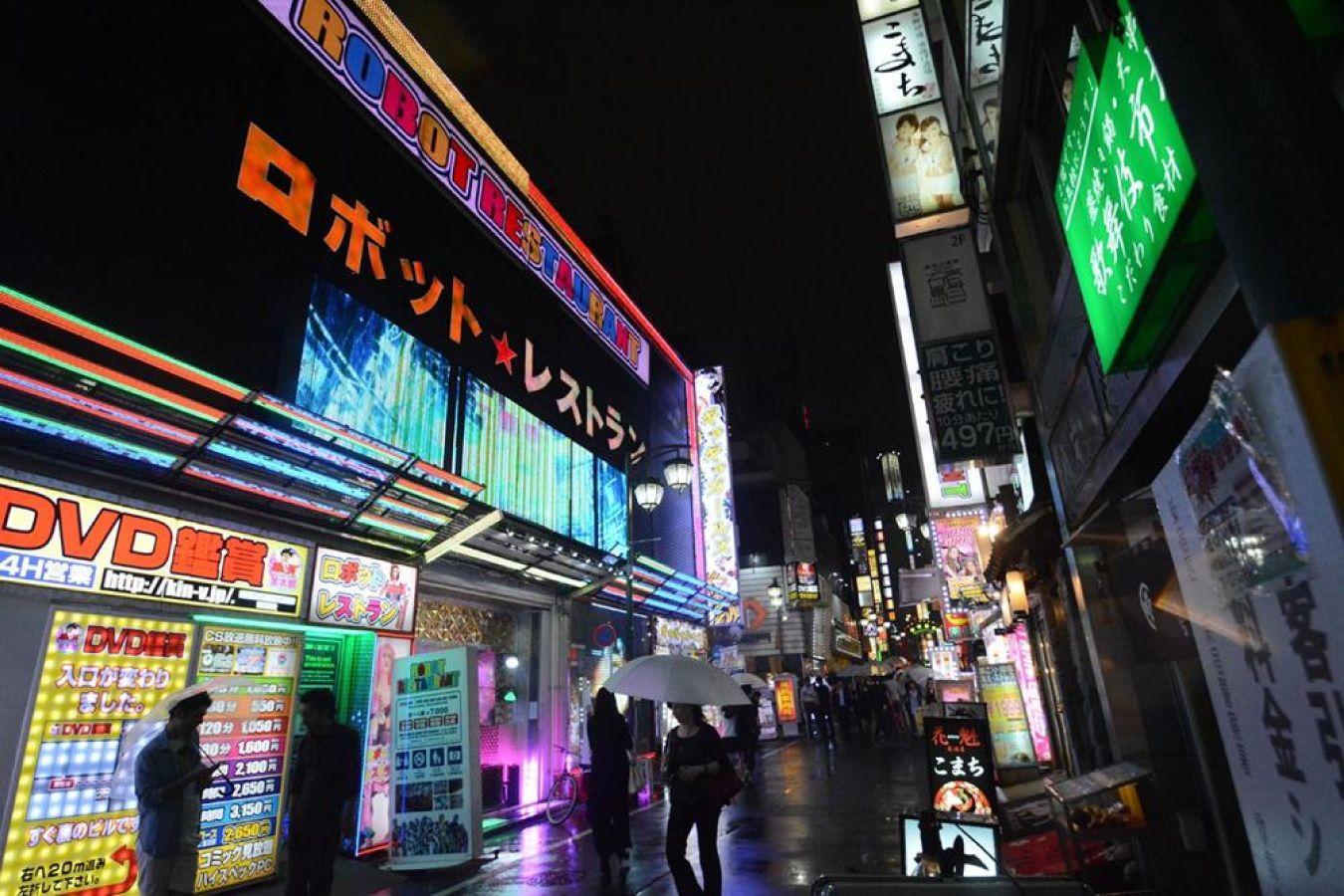 英雄or犯罪者:良くも悪くも歌舞伎町・・