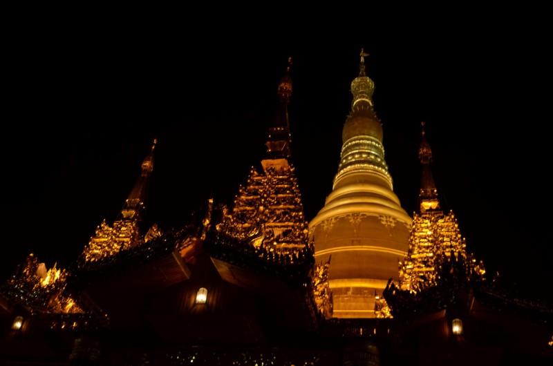Uppatasanti Pagoda, Myanmar