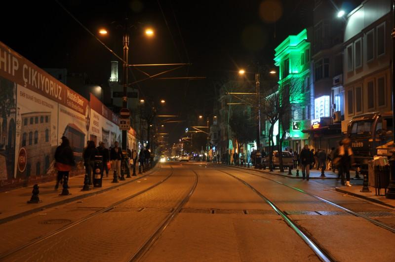Old town Yeniceriler rd