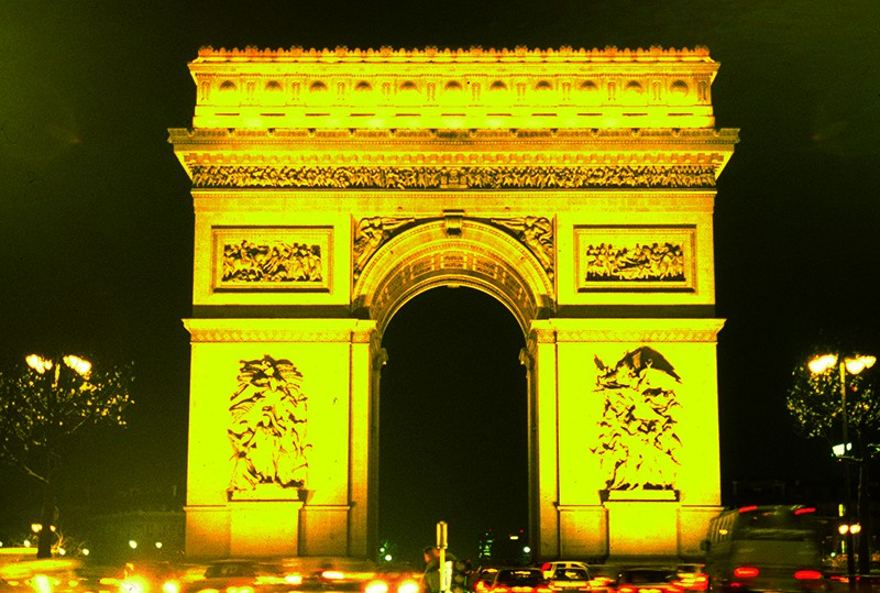 Arc de Triomphe de lEtoile