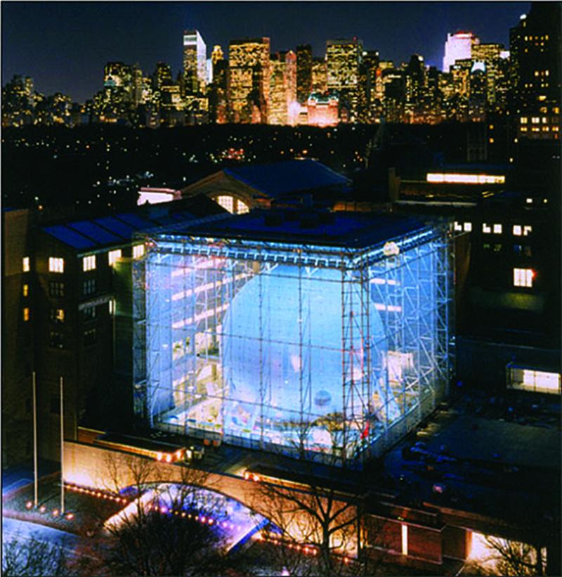 Hayden Planetarium-World Lighting Journey | Lighting Detectives