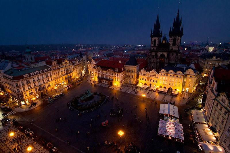 Old Town Czech Republic Prague
