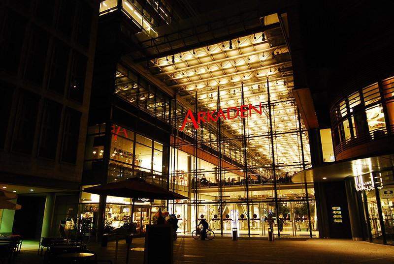 Arkaden Shopping Center