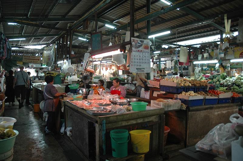 Market Thailand Bankok