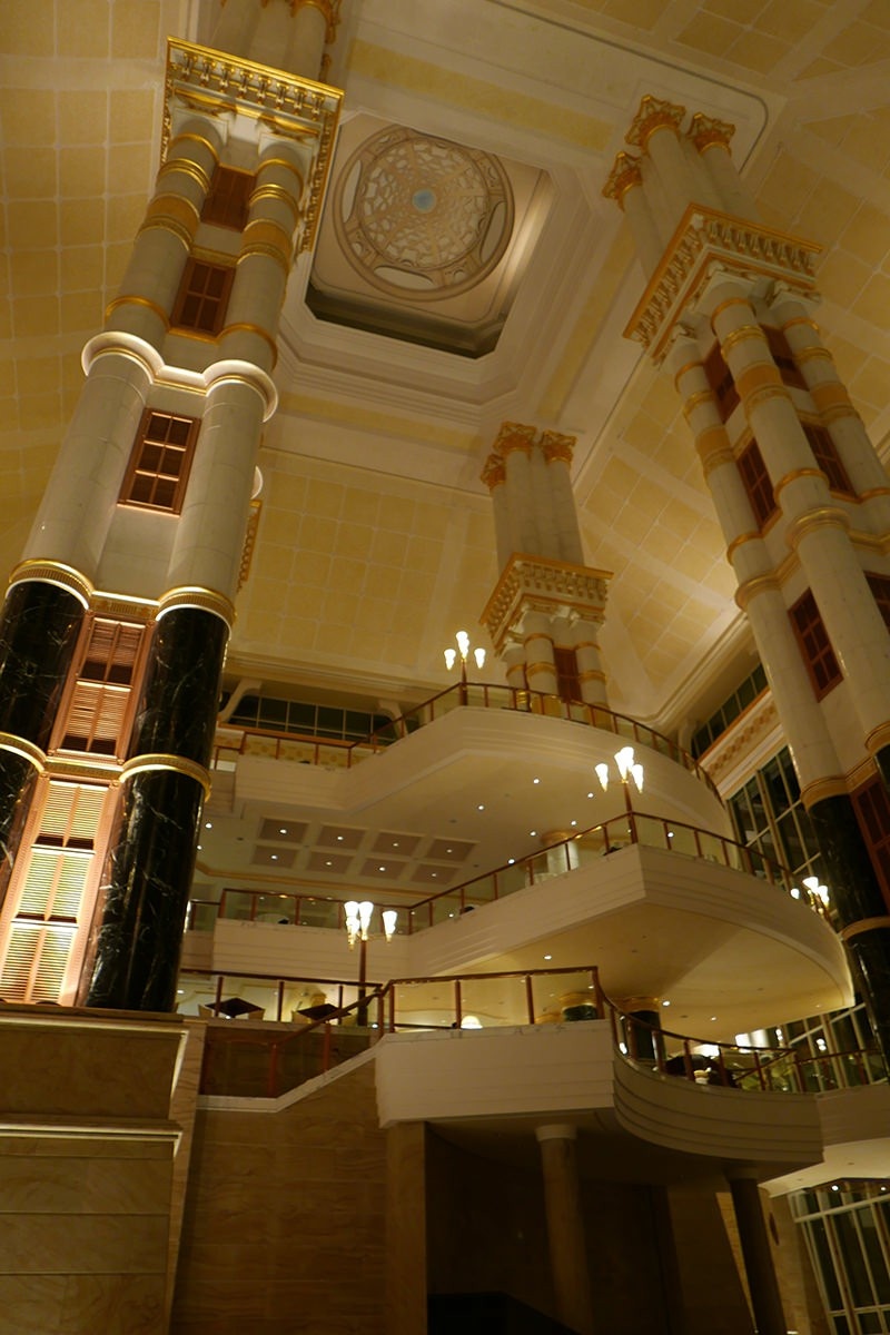 Empire Hotel in Brunei