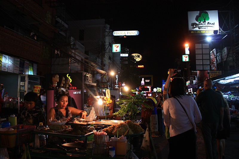 Every stands had their hand-made lightings Thailand Bankok