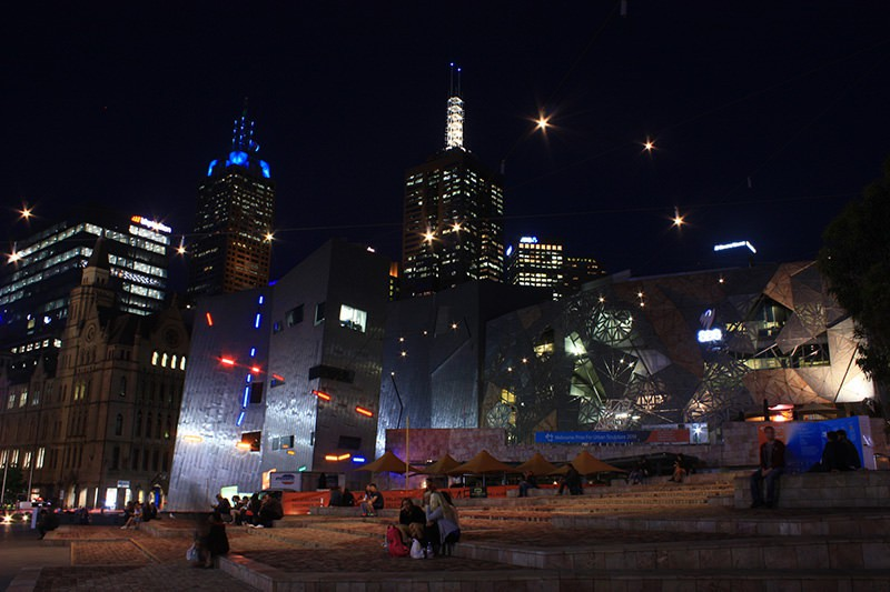 street view of melbourne