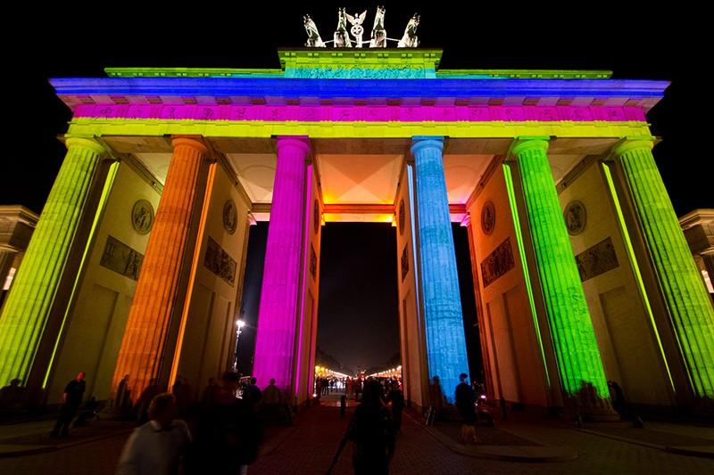 Brandenburger Tor in Berlin