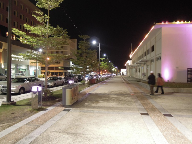 Jalan McArthur Brunei