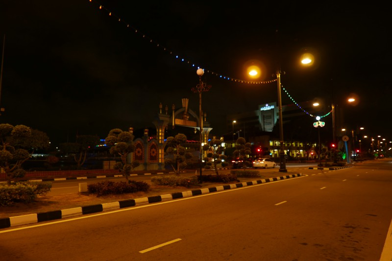 Jalan Sultan Omar Ali Saifuddien