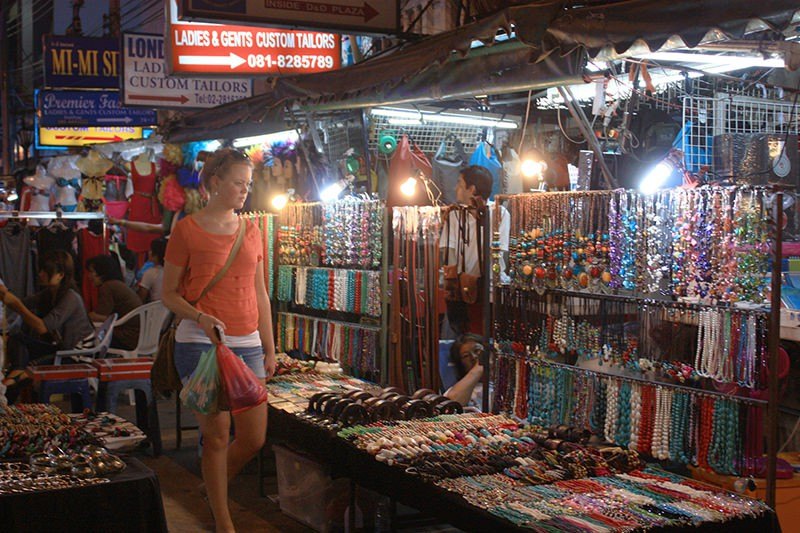 Several color temparatures are used to emphasize the texture of products Thailand Bankok