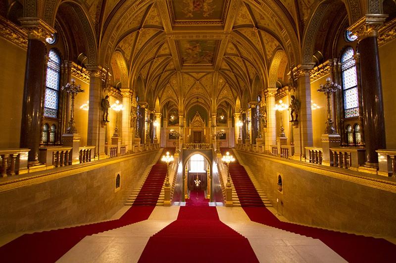 国会議事堂 内部