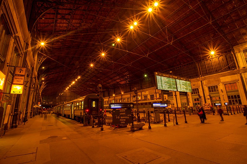 ブタペスト西駅