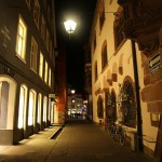 Freiburg City_Alstadt Area Alley-02_Catenary Light & Shopfront Lighting_mini