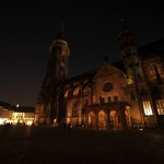 Freiburg City_Cattedrale Freiburger Munster-01_LED Facade Lighting by Hess_mini