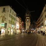 Freiburg City_Martinstor at Kaiser-Joseph Str_Pedestrian Polelight & Shopfront Light_mini