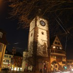 Freiburg City_Porta Schwabentor_Facade Lighting