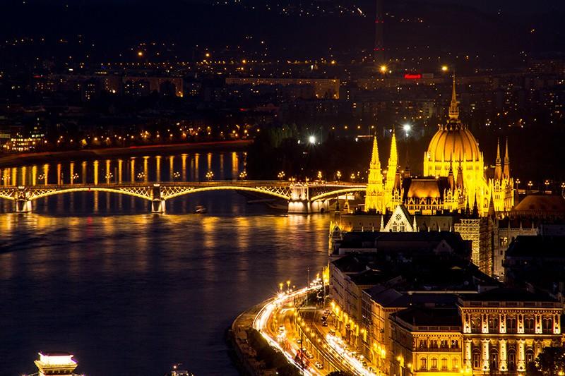 ブダペスト 夜景