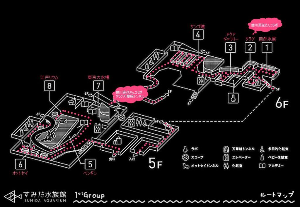 20170316【すみだ水族館街歩き】サロン資料_1班