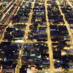 00160182_USA_Chicago_Nightview_199506