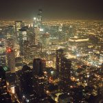 00160193_USA_Chicago_Nightview_199506