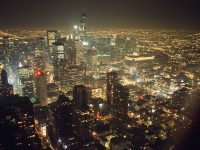 00160193_USA_Chicago_Nightview_199506