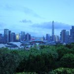1606_China_Shenzhen_From Lotus Hill_1