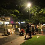 1606_China_Shenzhen_Small business in the park_01