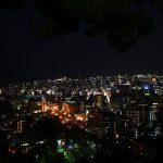 鹿児島市街地からの俯瞰夜景_4