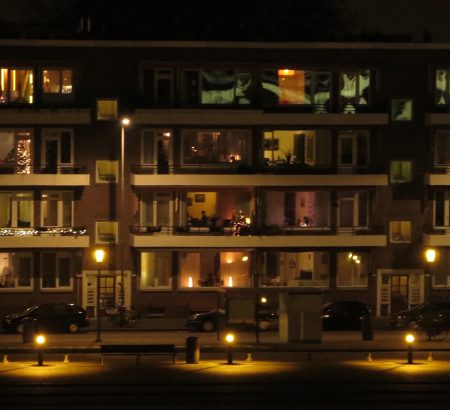 ロッテルダムのアパートメント