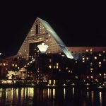 199204_アメリカ_オーランド_Swan Hotel_001