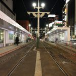 Susukino Tram station