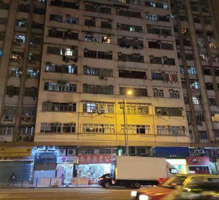 Street Lighting in Hong Kong