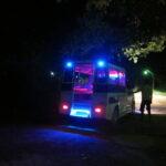 タイのランタ島のローカルタクシー